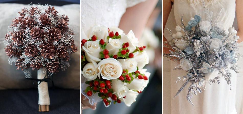 331aab130a ... fehér rózsacsokrodat is feldobhatod fehér gyöngyökkel, örökzöld  ágakkal, ezüstre lefújt téli termésekkel, vagy fagyban termő piros bogyós  gyümölcsökkel!
